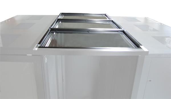 toit couloir de baie solution de refroidissement de racks. Black Bedroom Furniture Sets. Home Design Ideas