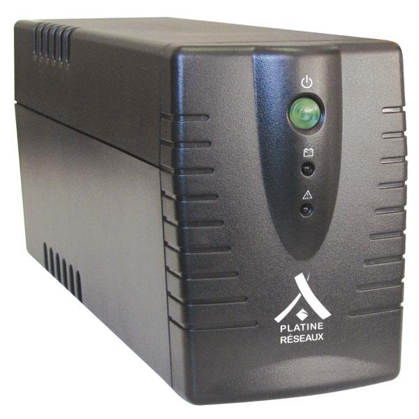 Onduleur Line Interactive Desk Ups Pc 600va Platine